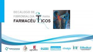 farmaceuticos decalogo fibromialgia