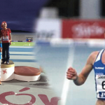 Maria José Pérez campeona de 3000 metros obstáculos. Ozonoterapia y deporte.