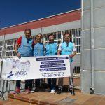 Clínica Menorca del Grupo Clinalgia de Granada con el Deporte.