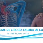 Síndrome de cirugía fallida de columna / Clinalgia