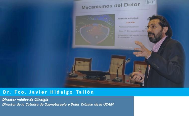 Dr. Francisco Javier Hidalgo Tallón | Director Médico de Clinalgia