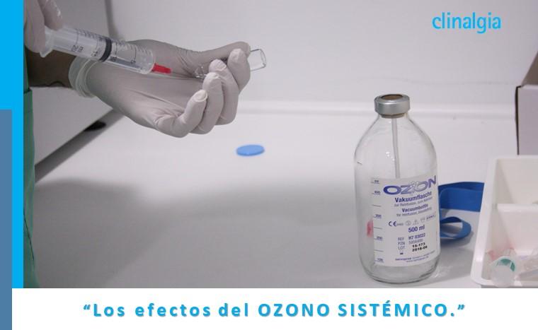 Efectos del ozono sistémico