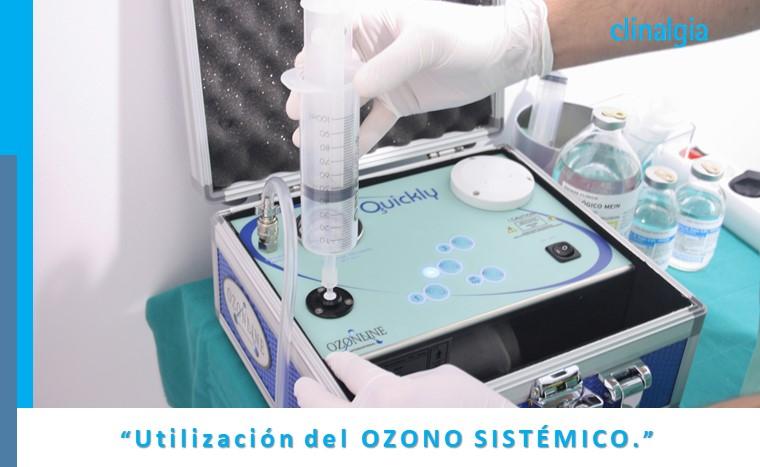 Aplicaciones y usos del ozono sistémico