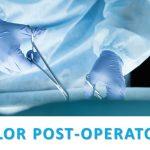 Dolor post-operatorio