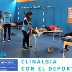 Grupo Clinalgia con el deporte desde su clínica de Granada.