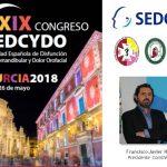 XXIX Congreso Nacional de la SEDCYDO 2018 en Murcia
