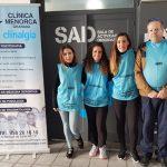 Media Maratón Ciudad de Baza.  Grupo Clinalgia con el deporte.