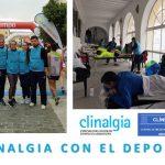 "Grupo Clinalgia en la XXIX Prueba de Fondo ""Ciudad de Alhama"""