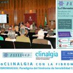 Grupo Clinalgia, que ofrece la conferencia FIBROMIALGIA: Paradigma del Síndrome de Sensibilidad Central