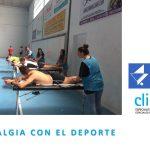 """Clínica Menorca (Grupo Clinalgia) en la X Prueba de Fondo """"Del Cordero Segureño"""" 2018"""
