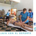 """Clinalgia con el deporte.XXXVII  Prueba de Fondo """"Ciudad de Dúrcal-Ruta Boabdil"""" 2018,"""