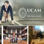 PRESENTACION DEL PROYECTO CULTURAL DE LA CATEDRA INTERNACIONAL DE MUJER, EMPRESA Y DEPORTE. ALMAGRO 2018