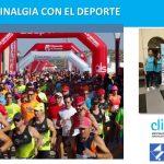"Grupo Clinalgia con el deporte en la VIII Prueba de Fondo ""Villa Romana de Salar"""