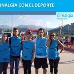 """Grupo Clinalgia en la XXX Prueba de Fondo """"Trópico de Europa"""" en Almuñecar"""