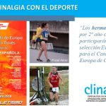 Los hermanos Pérez participarán por 2ª vez con la selección Española en el Campeonato de Europa de Cross. / Clinalgia con el deporte.