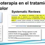 Ozonoterapia en la lumbalgia crónica.