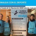 Gran Premio de Fondo de la Diputación XXXII edición Industrial de Armilla / Clinalgia con el deporte.