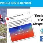 David Palacio competirá con la Selección Española los 3.000 m lisos en Glasgow 2019