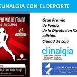 """Gran Premio de Fondo de Diputación de Granada, """"Ciudad de Loja 2019"""" Clinalgia con el deporte."""