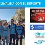 Gran Premio de Fondo de Diputación de Granada / Baza. Clinalgia con el deporte.