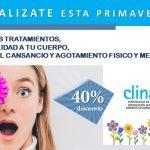 REVITALIZATE ESTA PRIMAVERA / Clinalgia