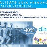 REVITALIZATE ESTA PRIMAVERA / OPTIMIZACIÓN DEPORTIVA / Clinalgia