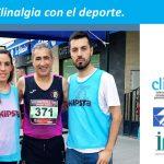 Grupo Clinalgia con el deporte en Gran Premio de Fondo de Diputación de Granada en Dúrcal | Clínica del Deporte