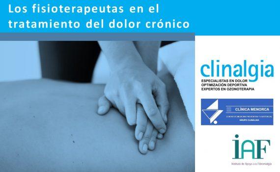 Tratamiento de los fisioterapeutas