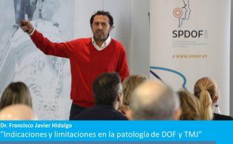 Curso de ozonoterapia para dolor facial y ATM en Lisboa del Dr. Hidalgo Tallón