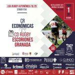 CD Rugby ESCORIONES GRANADA / Clinalgia con el deporte