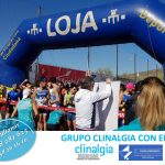 """Grupo Clinalgia en XIX Gran premio de fondo diputación de Granada  """"Ciudad de Loja"""""""