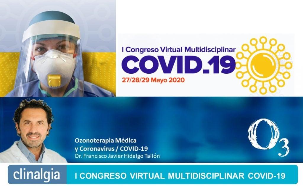 Congreso COVID-19. Ponente Dr. Hidalgo Tallón