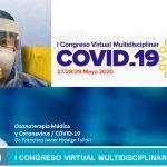 Dr. Hidalgo Tallón ponente I Congreso Virtual Multidisciplinar COVID-19