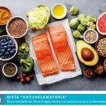 Dieta antiinflamatoria | Fibromialgia, trastornos autoinmunes y enfermedad oncológica