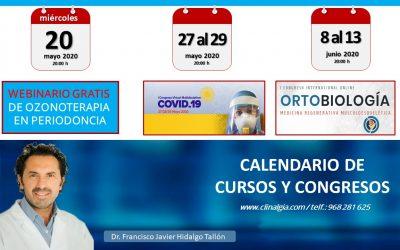 Calendario de congresos y seminarios