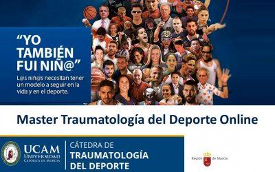 Dr. Hidalgo Tallón   Profesor del Máster en Traumatología del Deporte (UCAM)