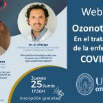 Webinario Gratuito: Ozonoterapia en el Tratamiento de la Enfermedad COVID-19
