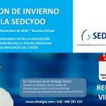 Reunión Virtual de Invierno de la SEDCYDO