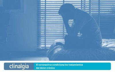El coronavirus condiciona los tratamientos del dolor crónico