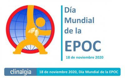 Hoy 18 de noviembre 2020, Día Mundial de la EPOC