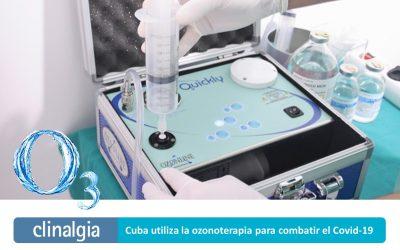 Cuba utiliza la ozonoterapia para combatir el Covid-19