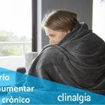 Con el frío puede aumentar el dolor crónico
