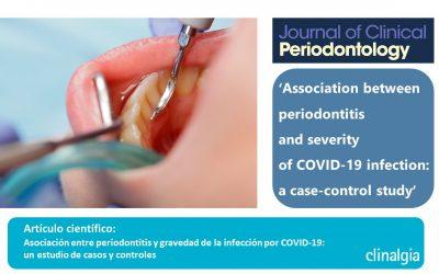 Asociación entre periodontitis y gravedad de la infección por COVID-19: un estudio de casos y controles