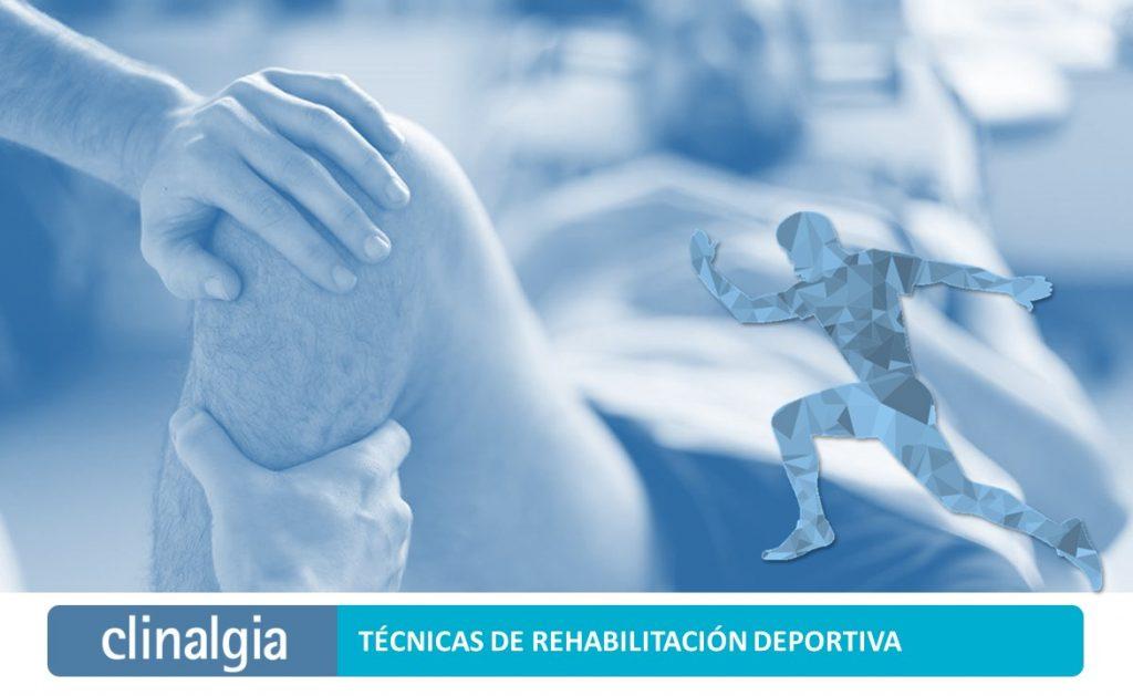 Técnicas de Rehabilitación Deportiva