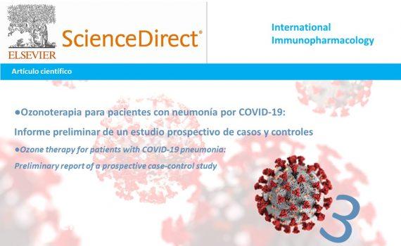 Ozonoterapia y Neumonía COVID-19